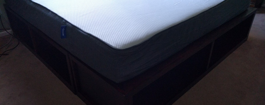 Awesome DIY Project King Size Storage Bed Frame